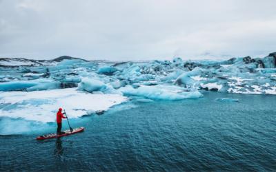 On t'emmène avec nous au Pôle Nord!