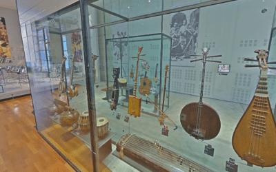 Visite virtuelle du Musée de la Musique !