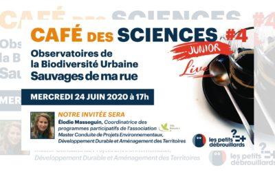 Café des Sciences Junior #4