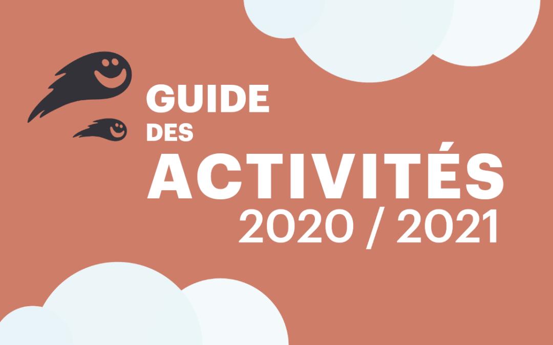 Nantes. Guide des activités 2020/2021