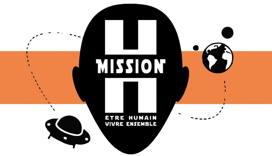 #Caen. L'exposition Être Humain – Vivre Ensemble s'invite à la MJC du Chemin vert