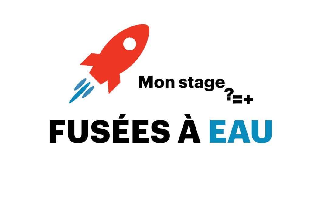 Nantes. Retour sur le stage Fusées à eau
