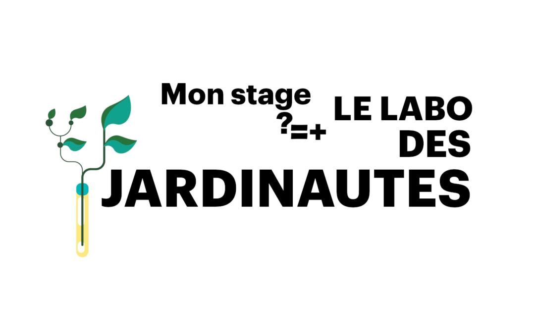 Nantes. Retour sur le stage Labo des Jardinautes