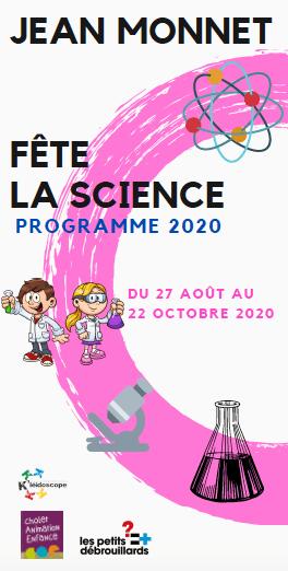 Fête de la Science à Jean Monnet à Cholet