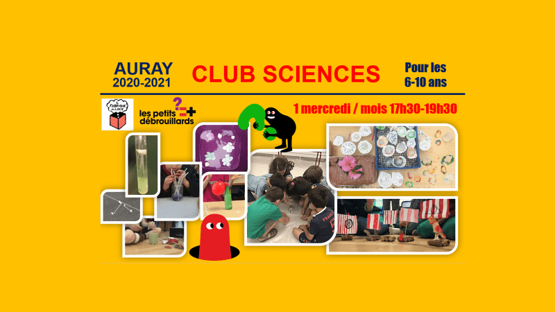 Auray-CLUB SCIENCES