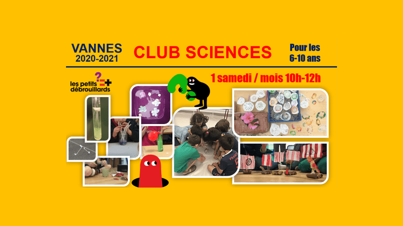 Vannes-CLUB SCIENCES