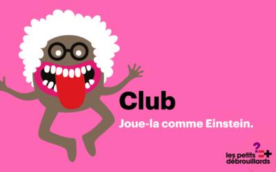 Le Mans – Les clubs petits débrouillards reprennent!