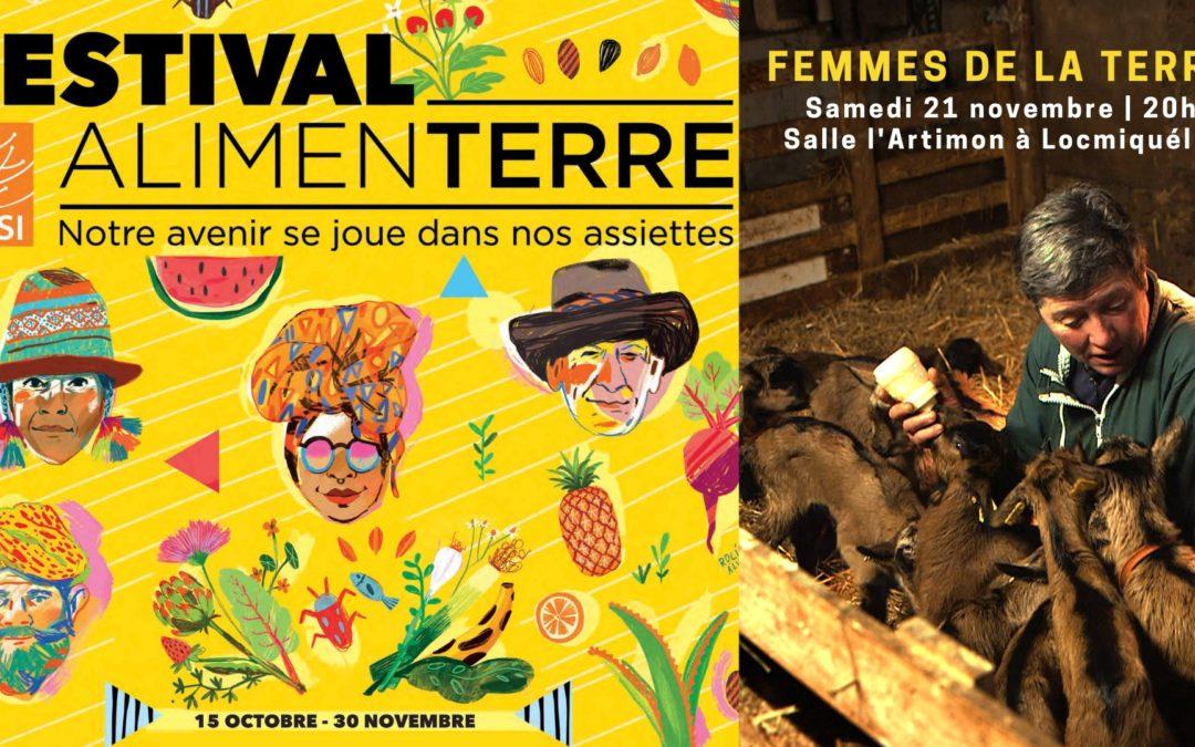 Festival Alimenterre – Projection-débat / Femmes de la Terre