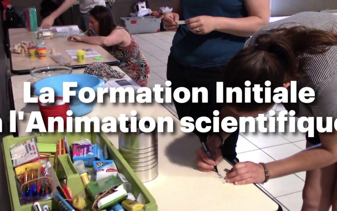 [Angers] – Formation à l'animation scientifique les 05-06 juin et 19-20 juin 2021