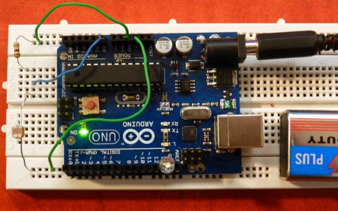 [Quimper] Arduino – Les mercredis des sciences
