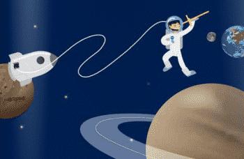 En route pour l'espace !