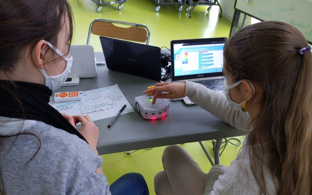 [Angers] Des stages sciences et numérique pour les vacances d'octobre-novembre