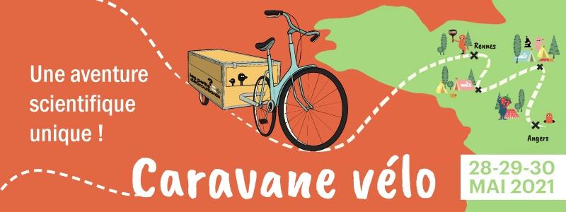 Évènement bénévole en mai : le caravane vélo !