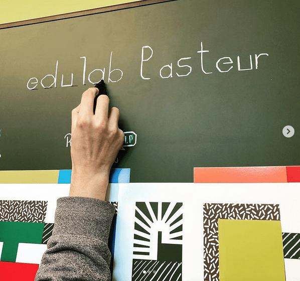 Journée à l'Edulab' Pasteur pour les 7-9 ans !