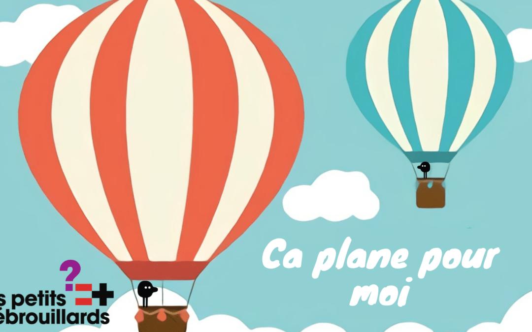 Nantes – Stage : Ça plane pour moi  (11-15 ans)