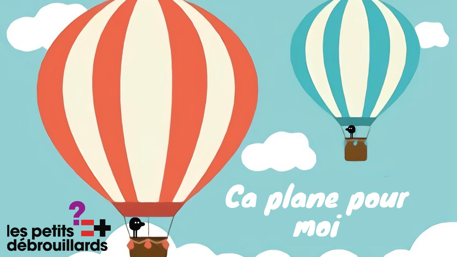 Nantes - Stage : Ça plane pour moi  (11-15 ans)
