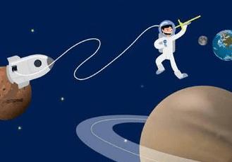 """[ROSCOFF] Mini-stage 7-12 ans """"Destination : l'espace"""""""