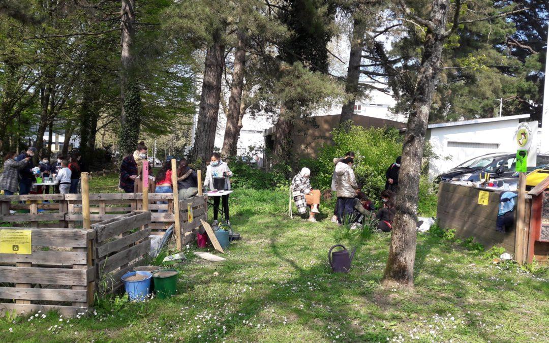 Nantes – Retour sur les mercredis des sciences au Labo des Jardinautes
