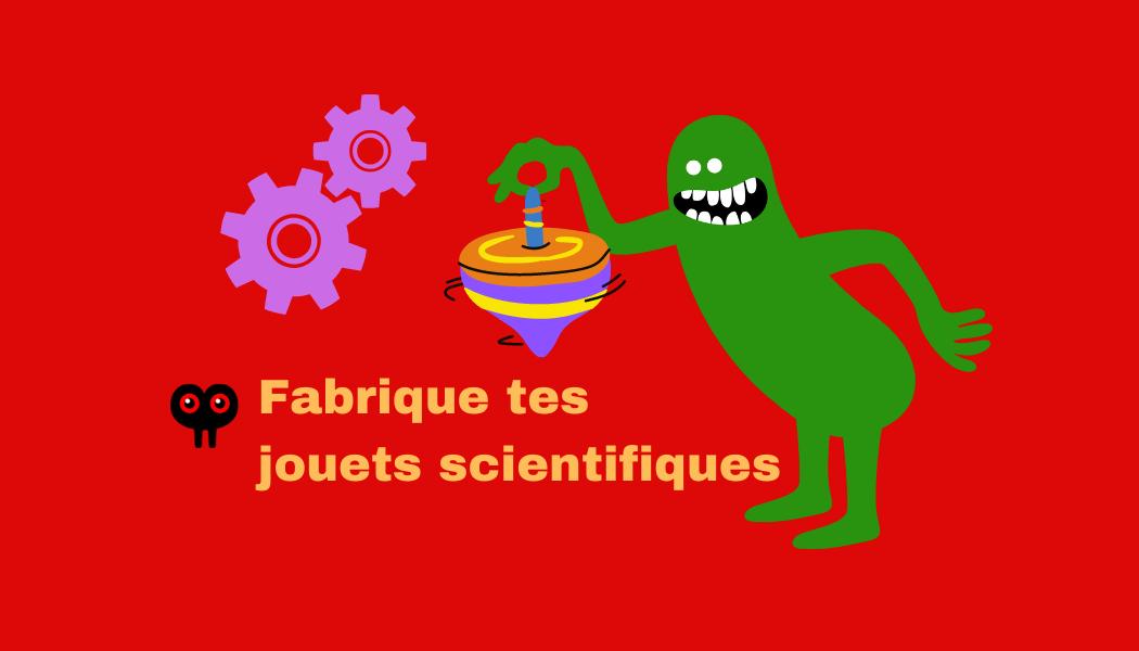 [Lorient]-stage 6-9 ans- Fabrication de jouets en récup