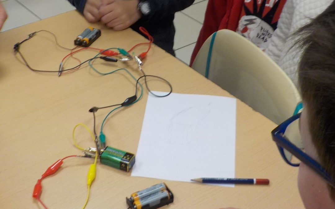 ANNULE – [Quimper] Les mercredis des sciences : Initiation à l'électricité