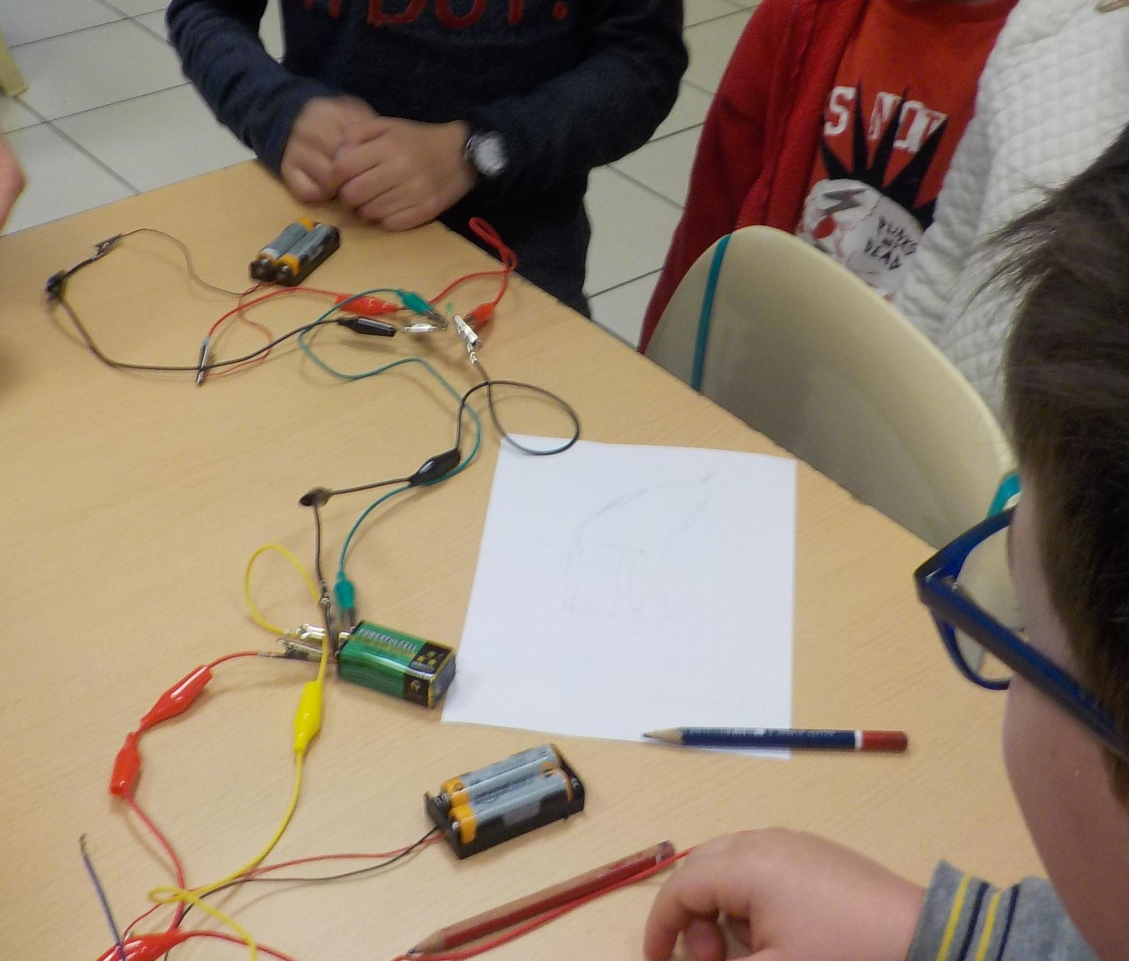 ANNULE - [Quimper] Les mercredis des sciences : Initiation à l'électricité