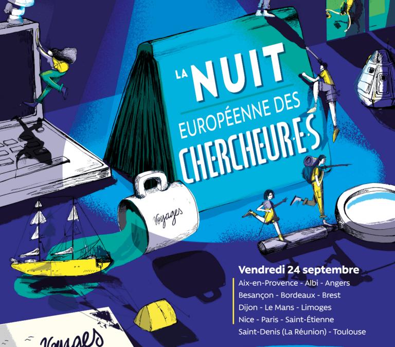 Nuit Européenne des Chercheur.e.s – Antenne Sarthe
